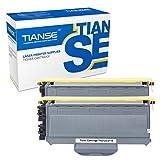 TIANSE Kompatible TN2110 TN2120 Premium-Tonerkartusche für Brother DCP-7030, DCP-7040, DCP-7045N, HL-2140, HL-2150, HL-2150N