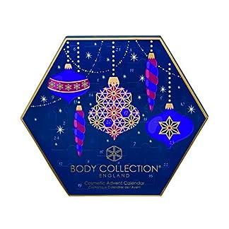 Body Collection – Calendario de adviento para cosméticos