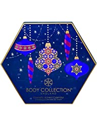 Body Collection Cosmétique Calendrier de l'Avent