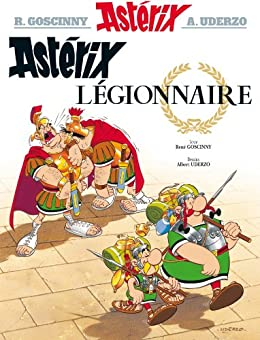 Astérix - Astérix légionnaire - nº10 par [Goscinny, René, Uderzo, Albert]