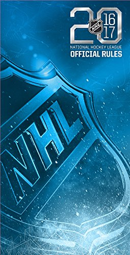 2016-2017 Official Rules of the NHL por National Hockey League