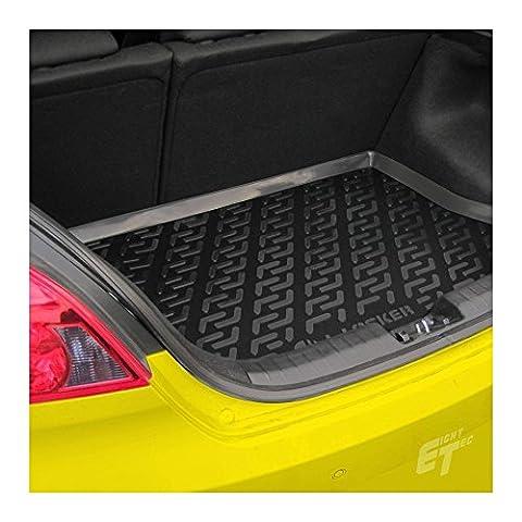 (Fahrzeugtyp wählbar) Kofferraumwanne passend für Hyundai Santa Fe 2 CM 2006-2012 5-Sitzer