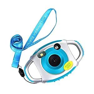 Tyhbelle Kamera für Kinder Kinderkamera 500 Millionen Pixel 1,5-Zoll-Farbbildschirm (Blau)