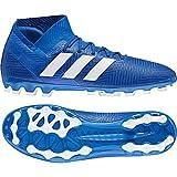 adidas Herren NEMEZIZ 18.3 AG Fußballschuhe, Blau (Fooblu/Ftwbla/Fooblu 001), 45 1/3 EU