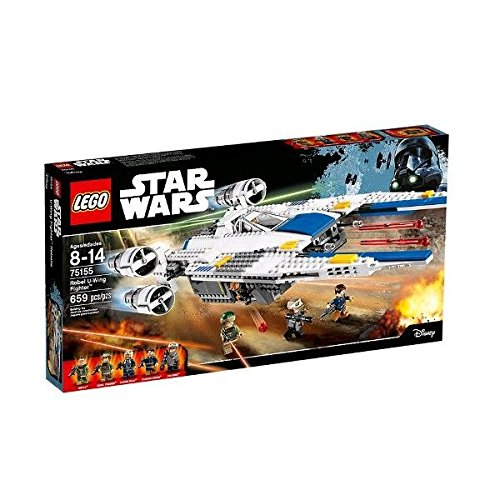 Lego - 75155 - Star Wars - Rebel U-wing Fighter
