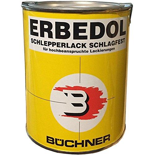 FENDT ROT300 4711 Büchner Erbedol Kunstharzlack 750ml 1119 3855