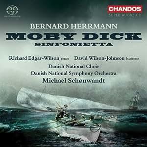 Herrmann: Moby Dick, Sinfonietta
