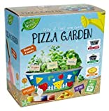 Childrens Grow & Decorate Your Own Pizza Herbs Garden Plants Kit
