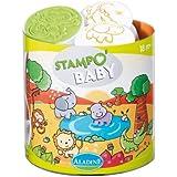 Aladine - Stampo Baby, diseño animales selva (ALBS03803)