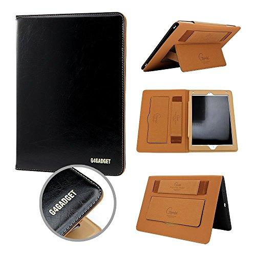 Neue Qualität Ipad 2 / Ipad 3 / Ipad4 ultraweiche Mix-Lederetui und Ständer für Apple iPad 2 /...