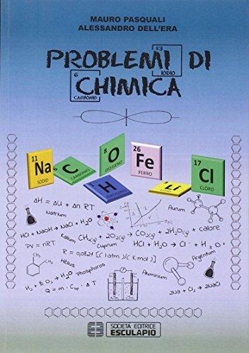 Problemi di chimica