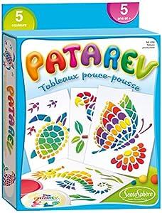 Sentosphere- Patarev Plantillas Animales, Color Unisex (8702)