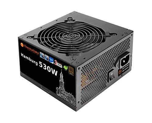 Thermaltake Hamburg 530W 80Plus Bronze zertifiziert