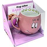 Coffret mug cakes Barbapapa