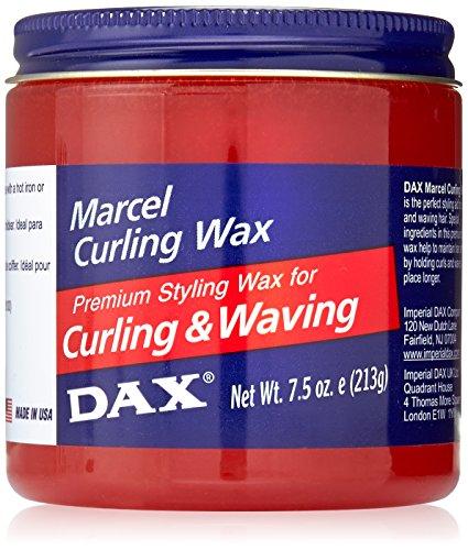 DAX Marcel Curling Wax Pomade - 214g -