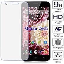 Guran® Protector de Pantalla Vidrio Cristal Templado Para DOOGEE Valencia2 Y100 Plus (5.5zoll) Smartphone Film