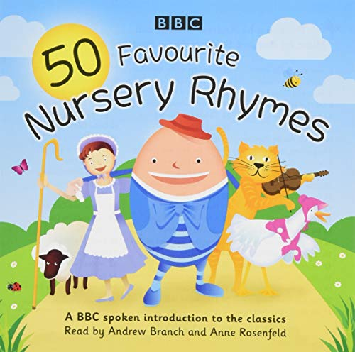 50 Favourite Nursery Rhymes: A BBC spoken introduction to the classics Audio Out Dock