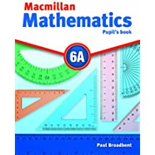 Macmillan Mathematics 6 Pupils Book B