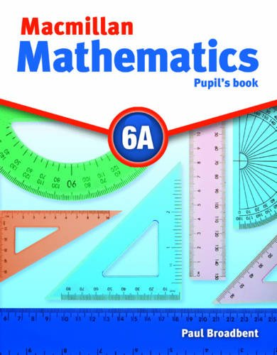 Macmillan Mathematics 6B: Pupil's Book