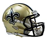 Riddell New Orleans Saints Speed Mini Helm Bild