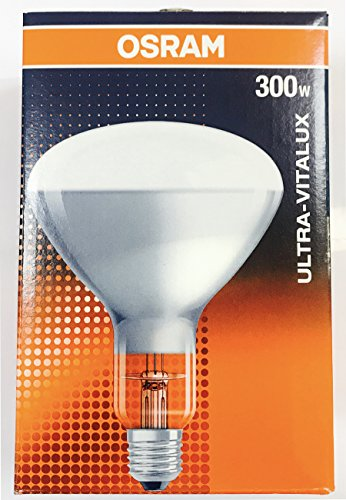 300R E27 Ultra Vitalux Osram Sonnenlampe, 300 W, 230 V