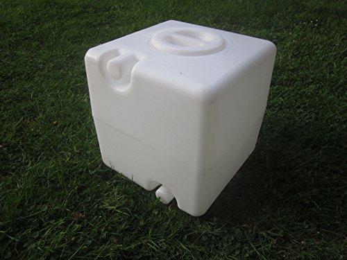 Wassertank, Frischwassertank, Abwassertank 30 l Wohnmobil Wohnwagen Boot (Liter-tank 30)