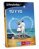 WONDERBOX Caja Regalo -TÚ Y YO- 2.730 experiencias para Dos Personas