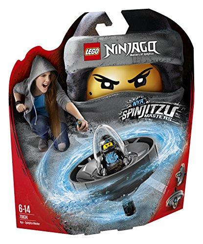 LEGO 70634 Ninjago Nya – Spinjitzu Master