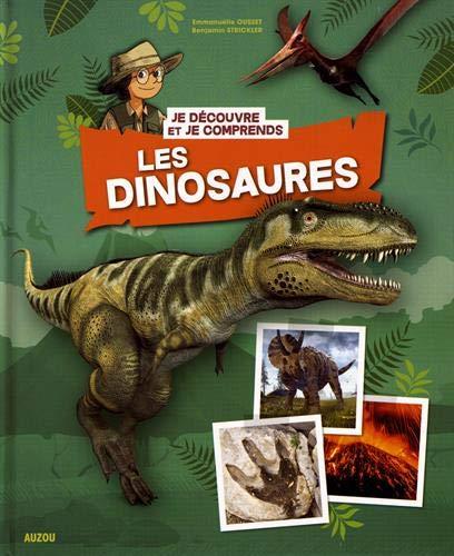 Je découvre et je comprends - Les dinosaures par Emmanuelle Ousset