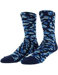 Nike - Calcetines de Baloncesto Elephant Print Camo