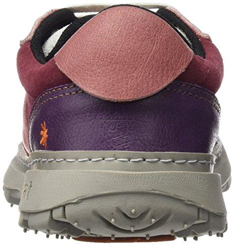 Art Unisex Adulto 1041 Memphis Link Mocassini Derby Purple (multi Cerise)