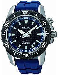 Seiko Men's Analogue Quartz Watch with Polyurethane Strap – SKA563