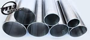 T304 Stainless Steel Tube // Pipe Section 1.5mm Wall 39.4 x 2.36 1000mm x 60mm