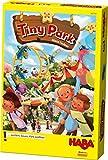 HABA 302743 -Tiny Park   Leicht verständliches Würfelspiel für die ganze Familie   Gesellschaftsspiel für 2-4 Personen  Spiel ab 5 Jahren