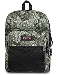 Eastpak Pinnacle Sac à Dos Enfants, 42 cm, 38 liters, Vert (Brize Jungle)