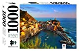 Vernazza, Italy 1000 Piece Jigsaw (Mindbogglers Series 4)