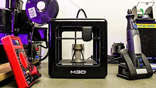 M3D The Micro Plus 3D Printer - New (Schwarz) -