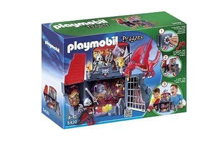 Playmobil Dragones - Mazmorra con dragones por PLAYMOBIL