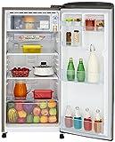 LG 190 L 3 Star Direct-Cool Single Door Refrigerator (GL-B201ADSW.ADSZEBN, Dazzle Steel, Inverter Compressor)