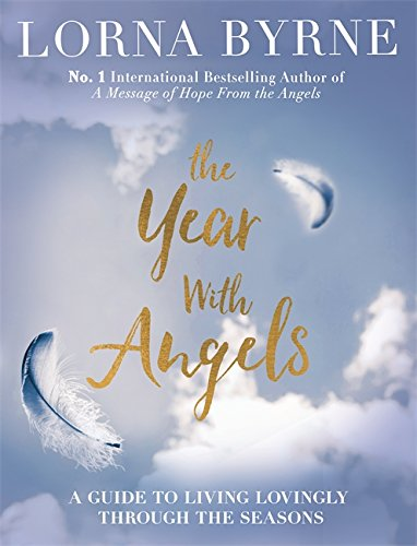 The Year With Angels por Lorna Byrne