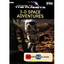 Voyage to the Planets and Beyond: 3-D Space Adventures with Glasses (Voyhage to the Planets and Beyond)