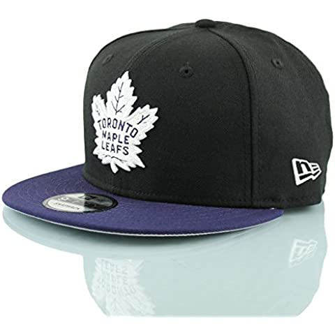 NEW ERA Toronto Maple Leafs New Logo Snapback NHL – Gorra