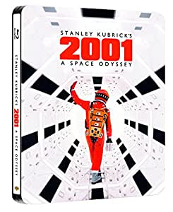 2001 : L'Odyssée de l'Espace [édition Steelbook] [Blu-ray]