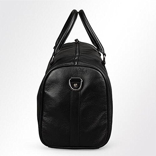 5d7e1cb3fbc9b ... Trend Männer Umhängetasche Geschäft Aktentasche Handtasche Reisen  Arbeit Computer Tasche Black ...