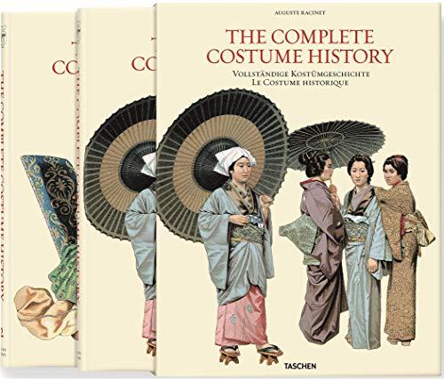 Racinet. Complete Costume History: 2 Volumes - Racinet Kostüm Geschichte