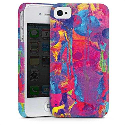 Apple iPhone 6 Housse Étui Silicone Coque Protection Explosion de couleurs Couleurs couleurs Cas Premium mat