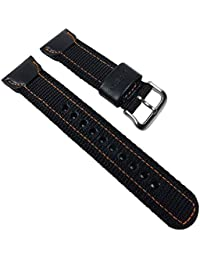 Casio Casio-22524-695 - Correa para reloj, color negro