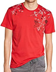 Tee Shirt MC Circa Rubis - Oxbow
