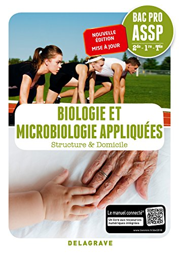 Biologie et microbiologie appliquées 2de, 1re, Tle Bac Pro ASSP, en structure & à domicile (2018) - Pochette élève