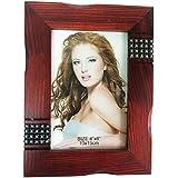 K-Enterprises Wooden Photo Frame(10x15 Cm) - B0765W3R3V